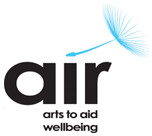 Air - art to aid wellbeing