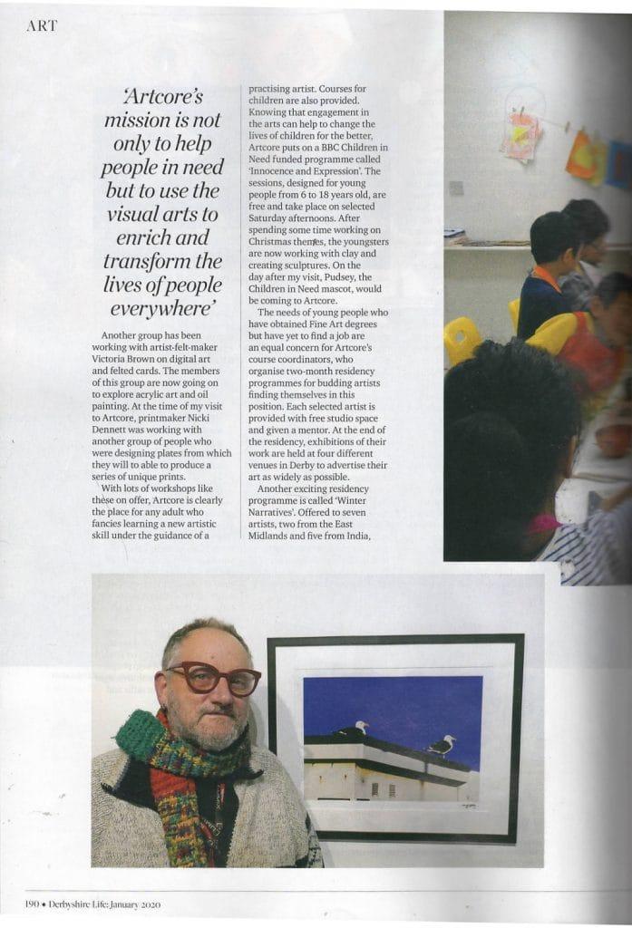 Derbyshire Life magazine - Jan 2020 -1