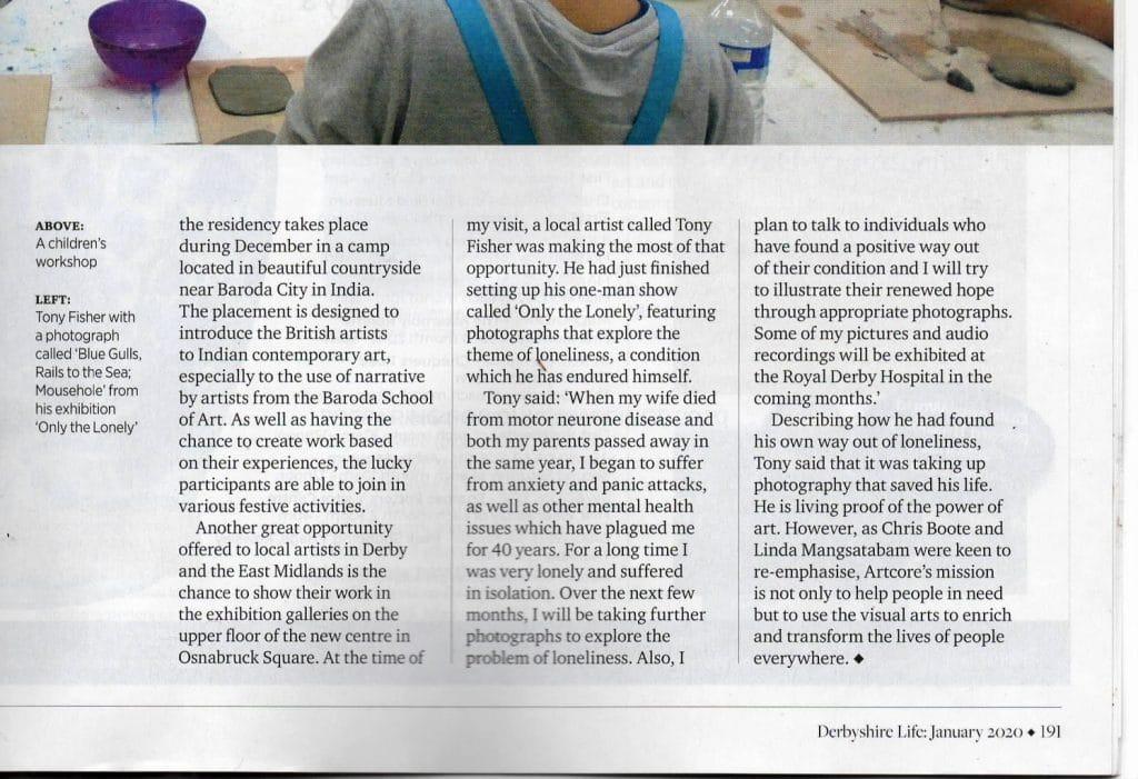 Derbyshire Life magazine - Jan 2020 -2