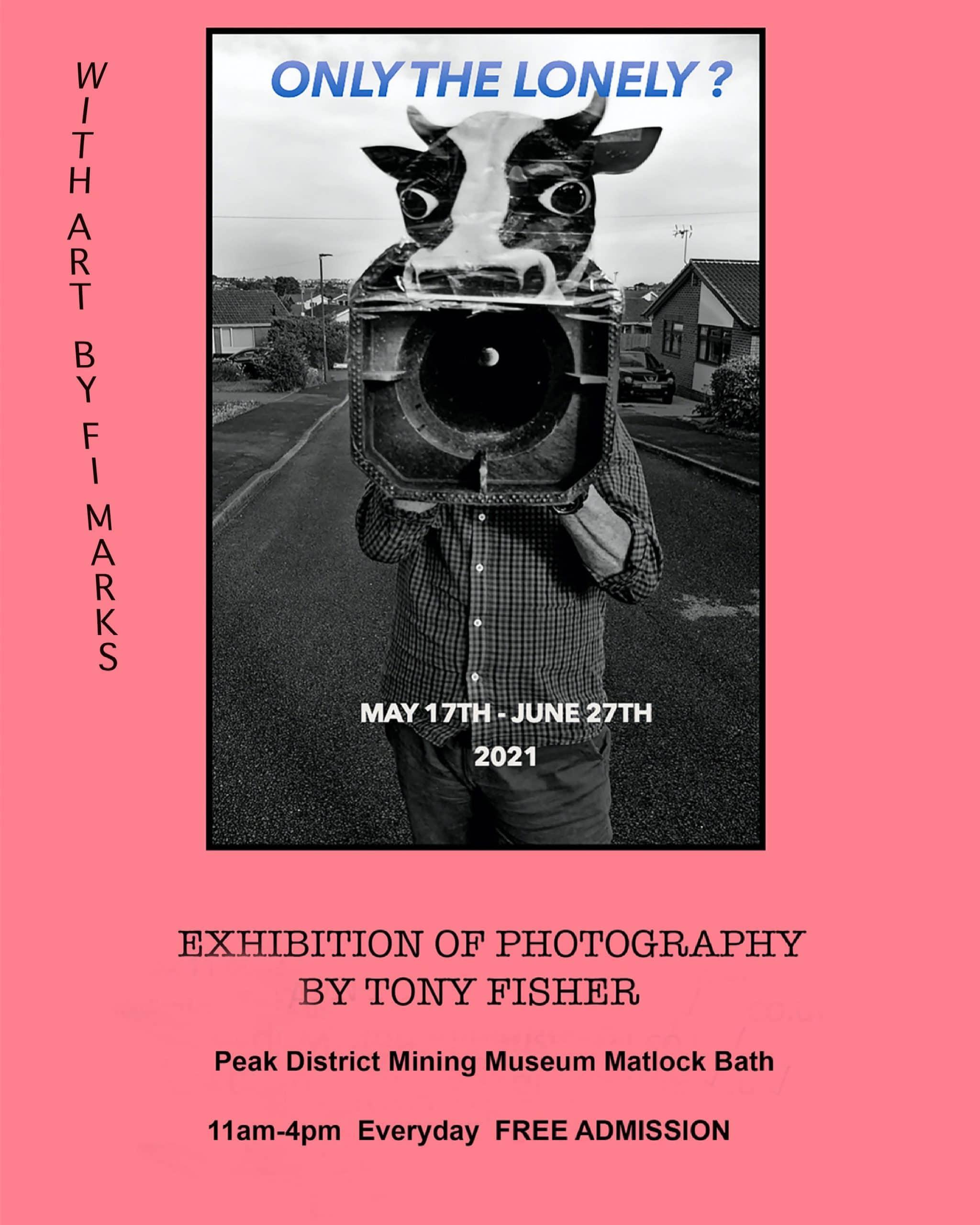 Exhibition at Peak District